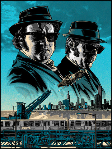 Jake and Elwood (Blues Brothers)
