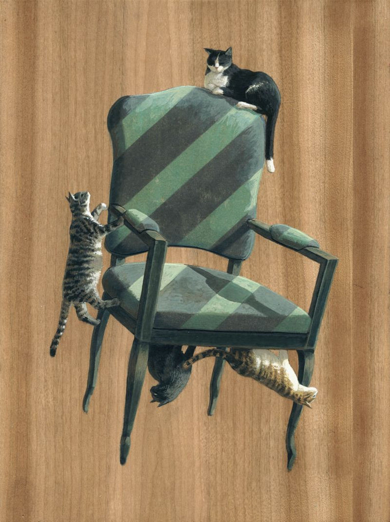 Four on a Chair