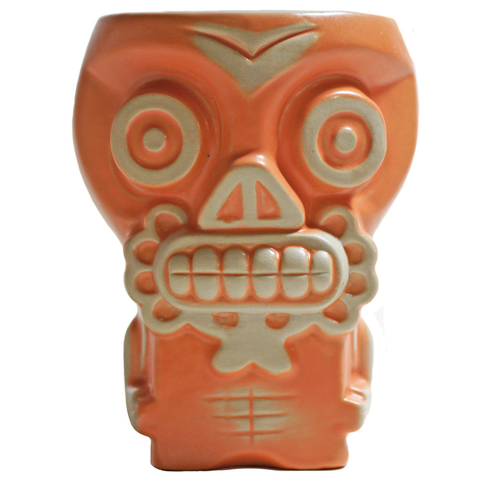 Day of the Dead - Orange