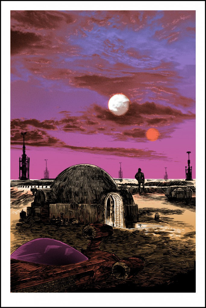 SAGA Tatooine (Star Wars)