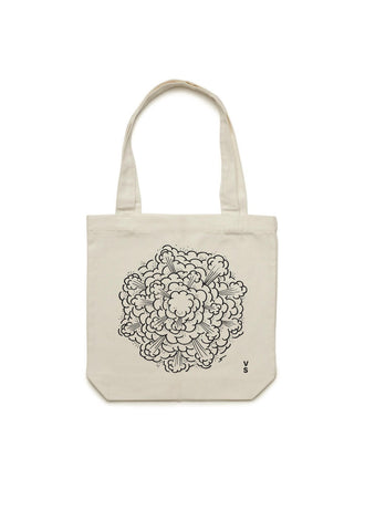 'Battle cloud' - Tote Bag