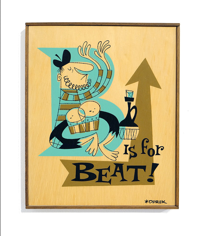 B is for Beat
