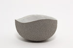 Load image into Gallery viewer, Granite Grey/White Dish | Carved