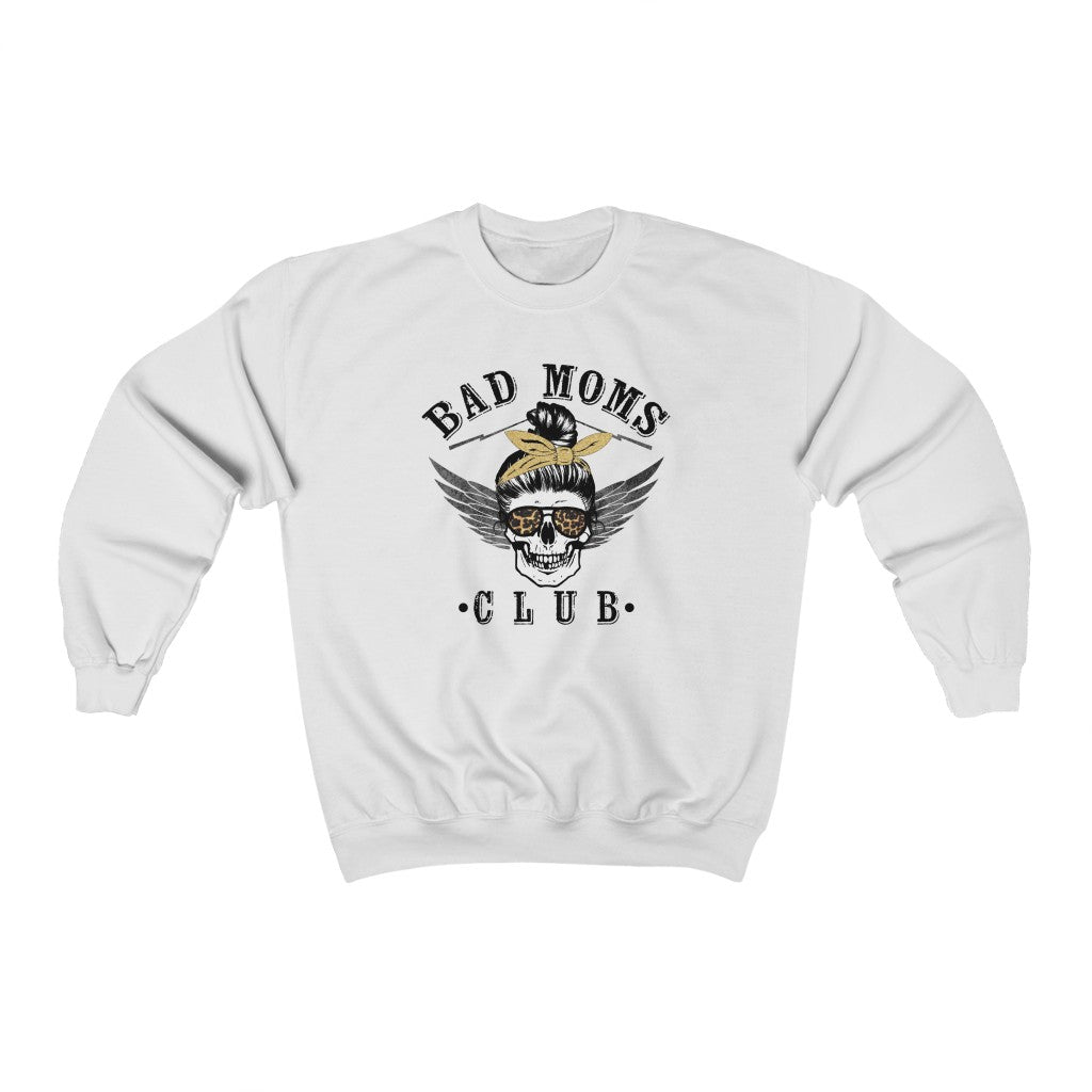 Bad Moms Club Crewneck Sweatshirt
