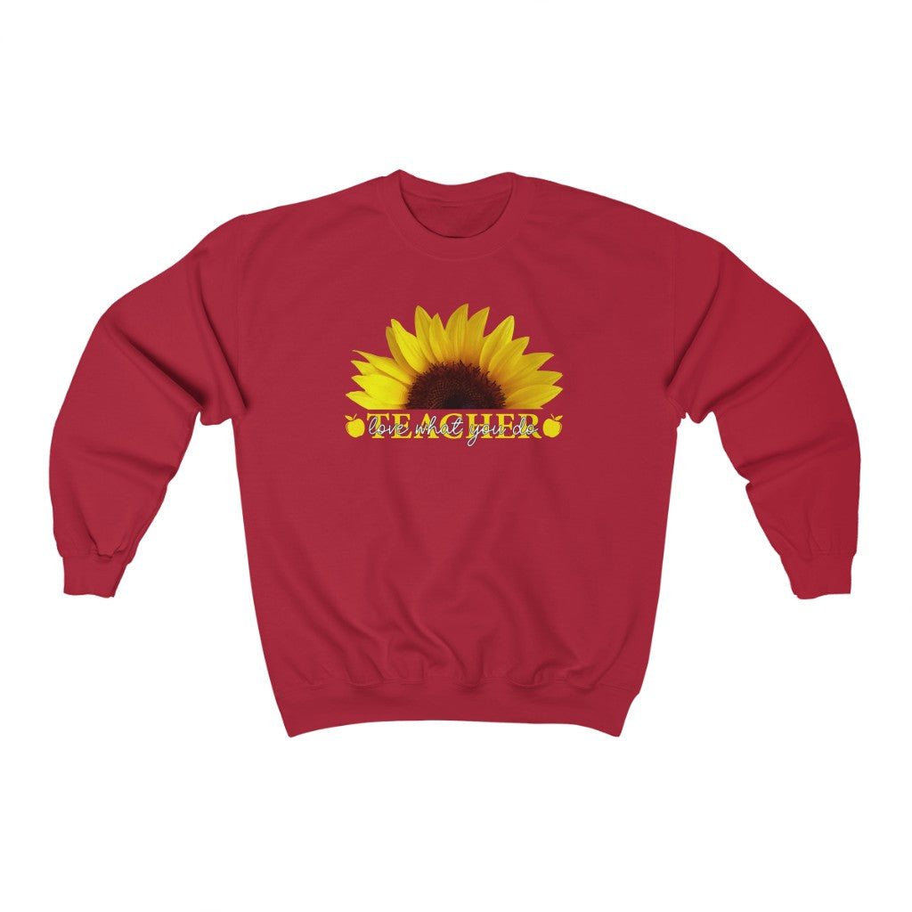 Teacher Crewneck Sweatshirt