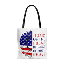 Load image into Gallery viewer, Home of the Free Tote Bag
