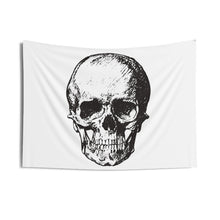 Load image into Gallery viewer, Skull Tapestry