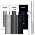 GoFiltr Infuser Sample Gift Box With Telescopic Travel Straw