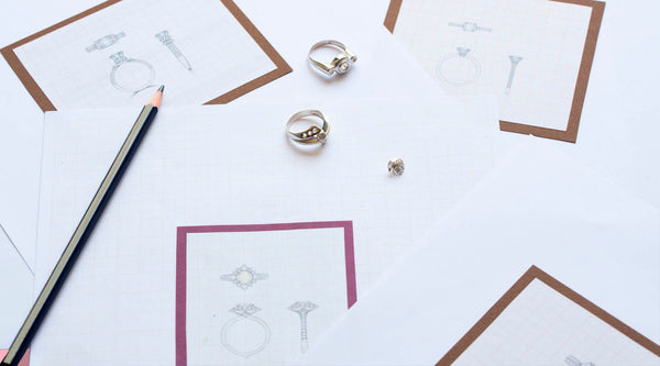 What thoughts are behind a jewellery design?