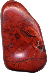 An organic piece of jasper as an idea for a personalised jewellery design