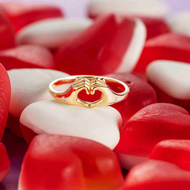 Origin 31 One love promise ring with sweets to promise yourself some love