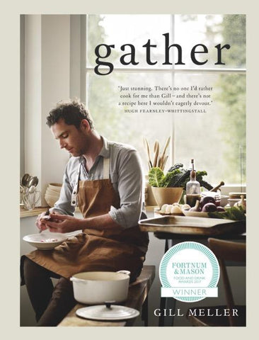 Gill Meller River Cottage award winning food writer and chef of Gather