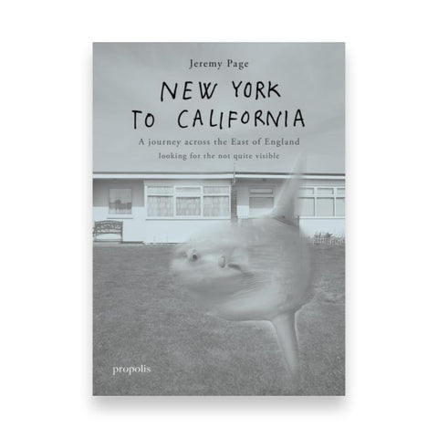 New York to California by Jeremy Page