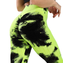 Load image into Gallery viewer, Women Sport leggings Gym Exercise High Waist Fitness leggins High elasticity Tights Running Athletic Trousers push up Yoga pants