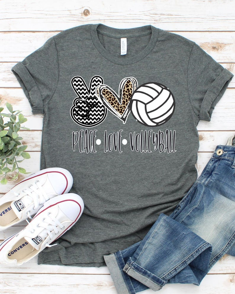 Peace, Love and Volleyball