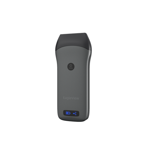 EagleVIew linear wireless handheld ultrasound.
