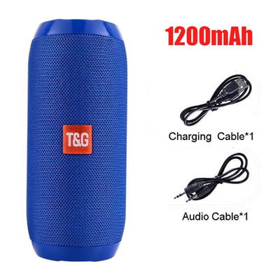 Bluetooth Speaker Portable Wireless Speaker Sound System