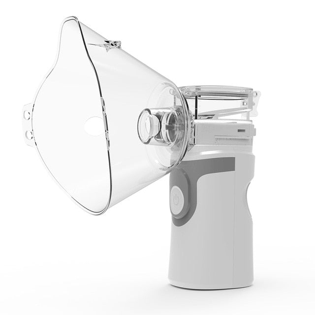 Health Care Silent Portable Vocal Steamer