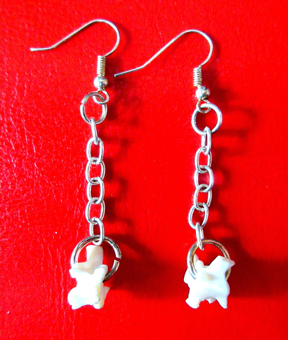 Snake Vertebrae Earrings - Katy Stenberg-Baine