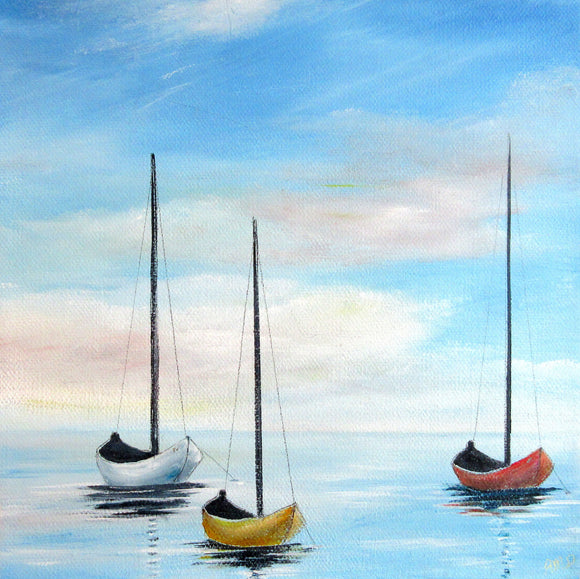 Safe Harbour - Anna-Maria Dickinson