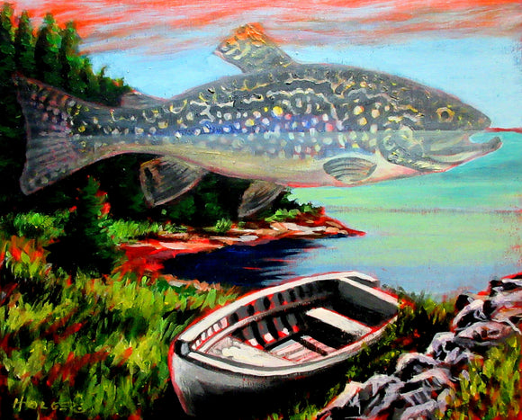 Brook Trout - Holger Majorahn