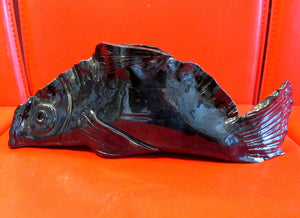 Fish Candle Holder - Deeter Hastenteufel