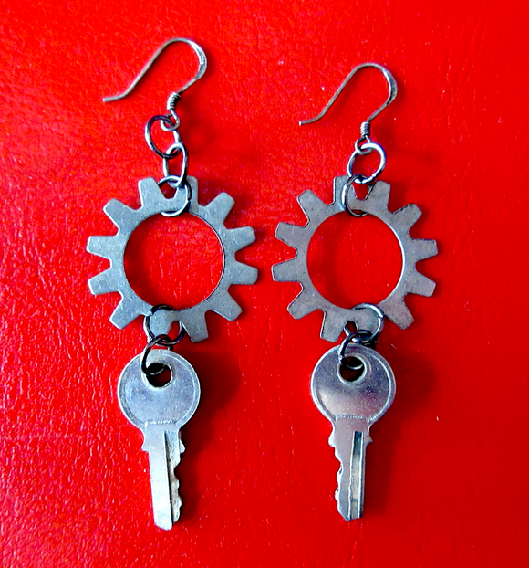 Key Gearrings - Katy Stenberg-Baine