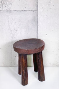 AFRICAN MILKING STOOL 003