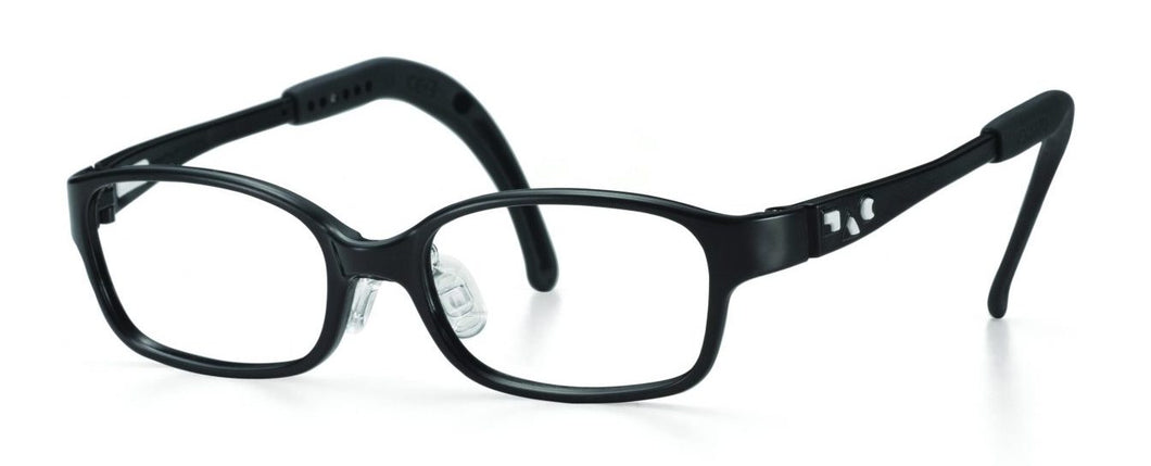 Kids Rectangular Frame (TKCC14) - Black