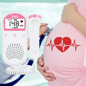 Heartbeat Fetal Doppler