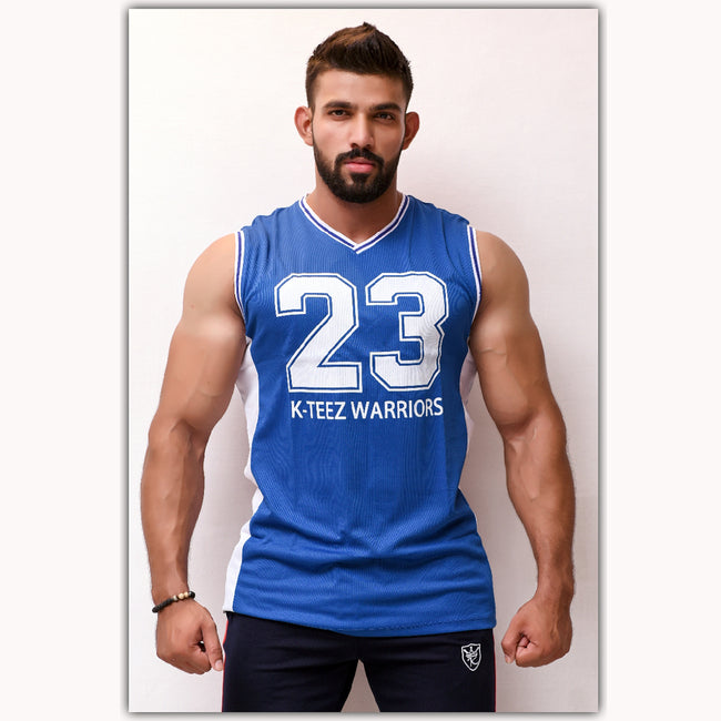 23 Royal Blue Sando