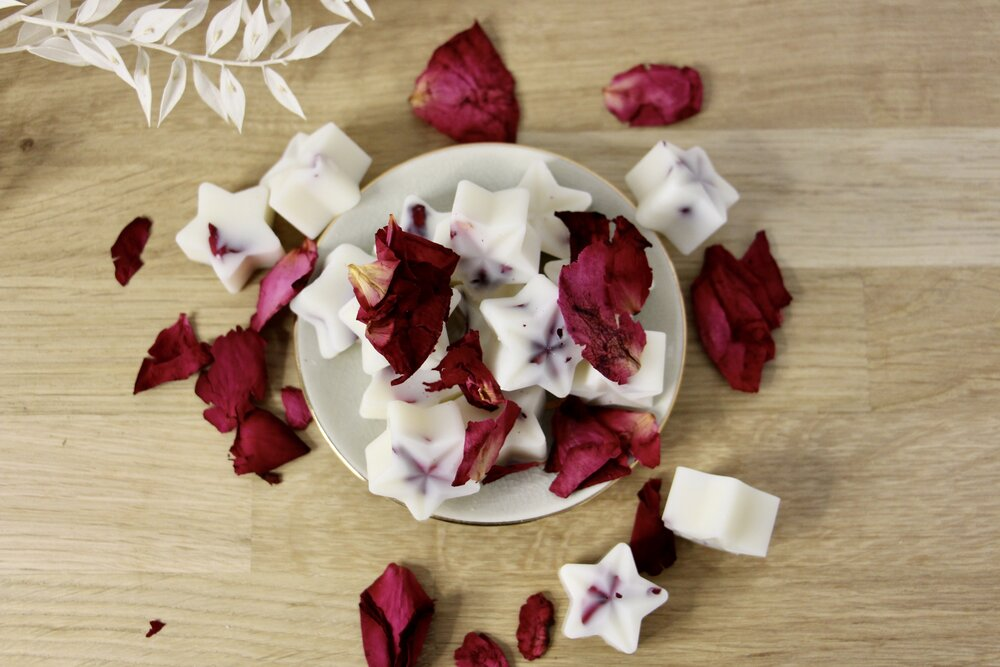 Blackcurrant & Tuberose Wax Melts