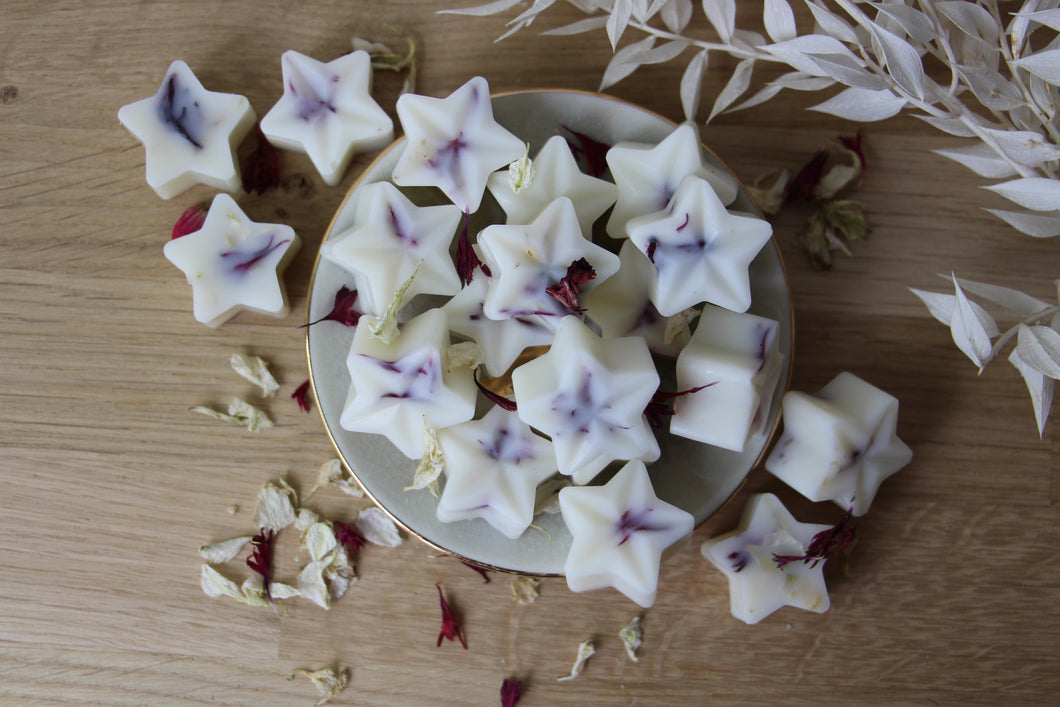 Plum & Patchouli Wax Melts