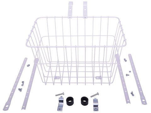 WALD 198 MEDIUM PLUS BASKET - WHITE