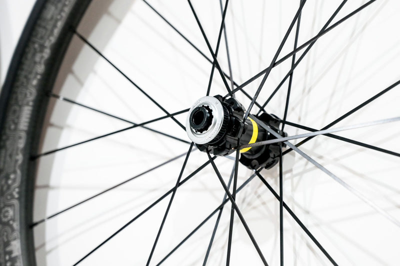Mavic Cosmic Pro Ust SL Disc Tour de France edition 2019