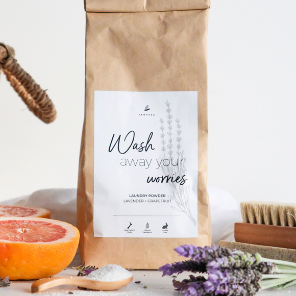 Lavender + Grapefruit Laundry Powder