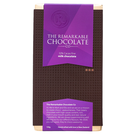 32% Cacao Pure Milk Chocolate