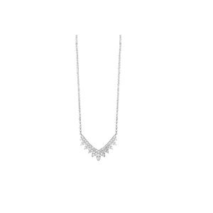 The Venetian Necklace | Silver