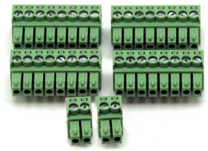 16-Inputs Connector Plugs