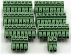 Industrial Automation Connector Plugs