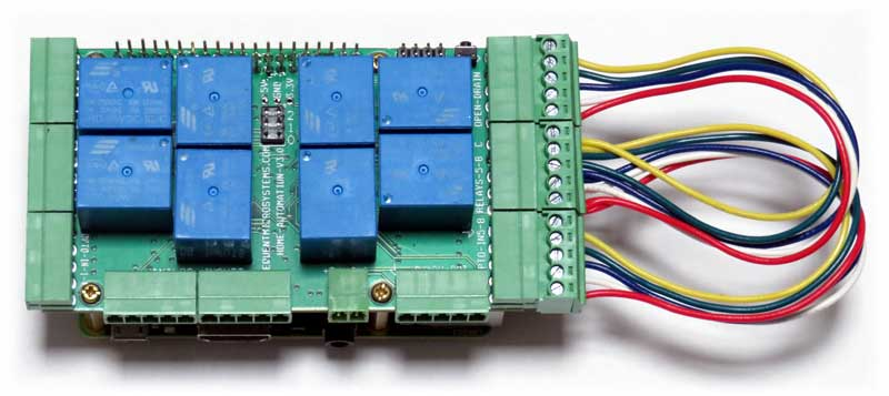 Testing the Open Drain Outputs and Opto-Inputs 5-8
