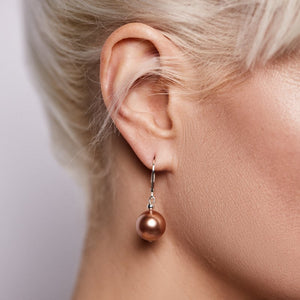 Klassic Pearl Earrings – Rosé