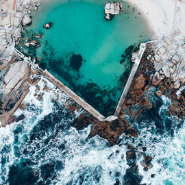 From Above | Camps Bay Design