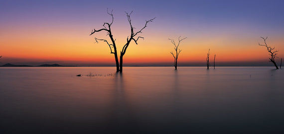Lake Kariba Sunset No.2
