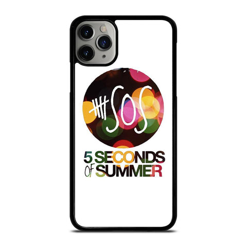 5 SECONDS OF SUMMER 5 5SOS-iphone-11-pro-max-case-cover