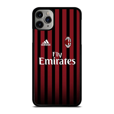 AC MILAN JERSEY LOGO-iphone-11-pro-max-case-cover