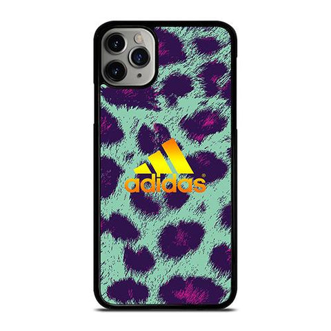 ADIDAS LEOPARD FUR iPhone 11 Pro Max Case Cover