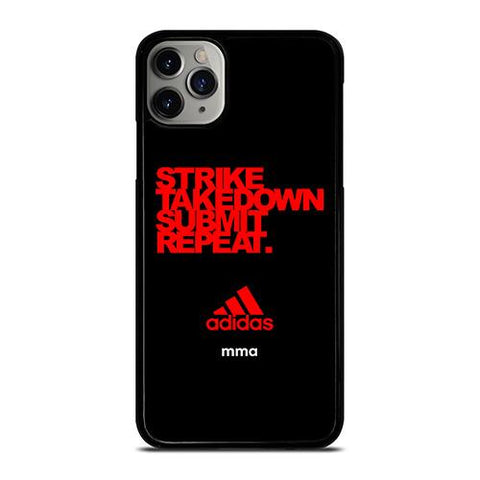 ADIDAS MMA MIX MARTIAL ART iPhone 11 Pro Max Case Cover
