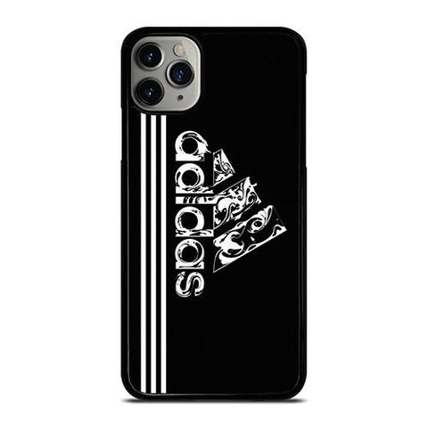 ADIDAS VERTICAL LIQUID LOGO iPhone 11 Pro Max Case Cover