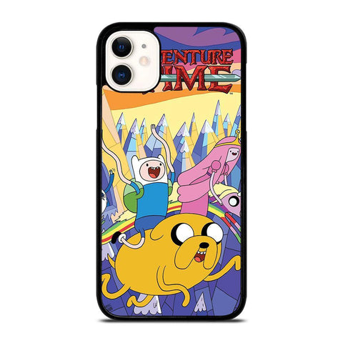 ADVENTURE TIME FINN AND JAKE 4-iphone-11-case-cover